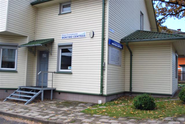 Mokymo centras
